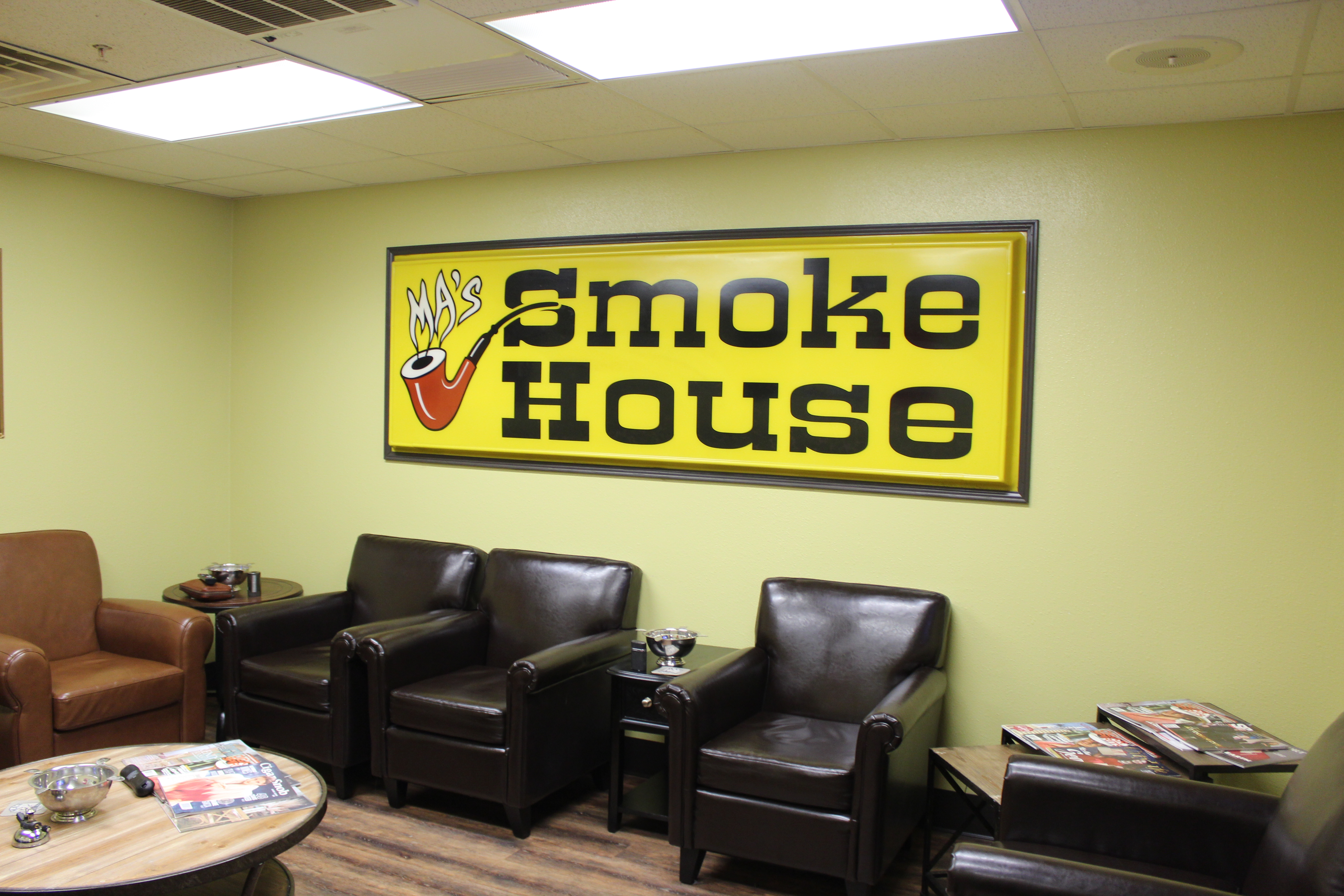 smoking lounge MAs shreveport