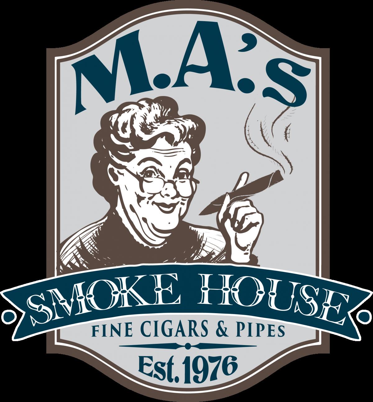 Logo M.A.'s Smokehouse Shreveport